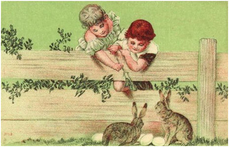 Victorian and Vintage Easter Cards: www.old-forge.net/paqindex3.html